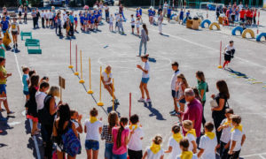 Олімпійська хода «Дитячої легкої атлетики ІААФ» в Тернополі