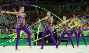 Украинские групповички финишировали 7-ми на Олимпиаде