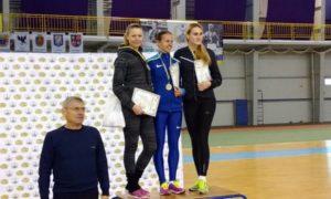 У м.Суми відбувся Зимовий Кубок України зі спортивної ходьби