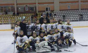 Хокеїсти Івано-Франківської ОДЮСШ зайняли 2 місце на турнірі