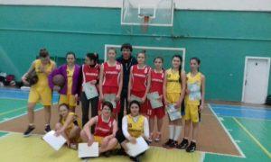 "Змагання з баскетболу 3х3 ""Frankivsk Winter Cup"""