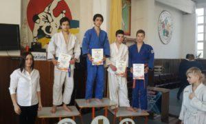 Чемпіонат області із дзюдо серед юнаків і дівчат