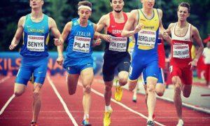 Сеник Станіслав переміг на Кубку України  з легкої атлетики