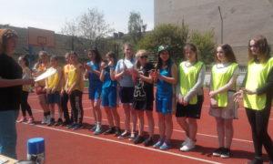 Змагання зі стрітболу серед збірних шкіл