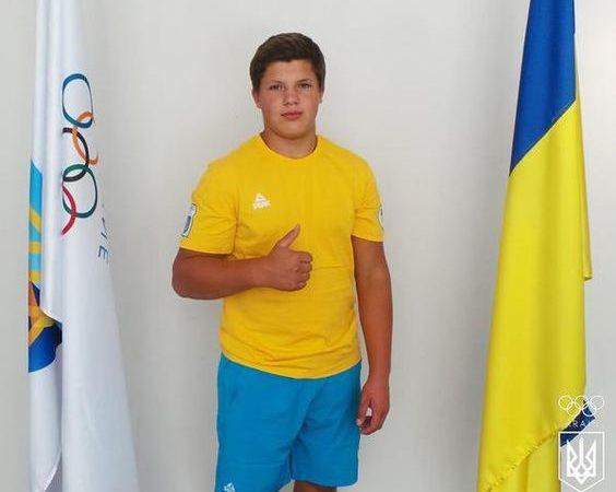 Вихованець ОДЮСШ приймає участь у фіналі Чемпіонату Європи