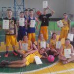 Чемпіонат з баскетболу серед  команд  2004-2005рр. народження
