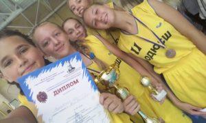 14 традиційний міжнародний турнір серед дівчат пам'яті кореспондента Ярослава Пастернака