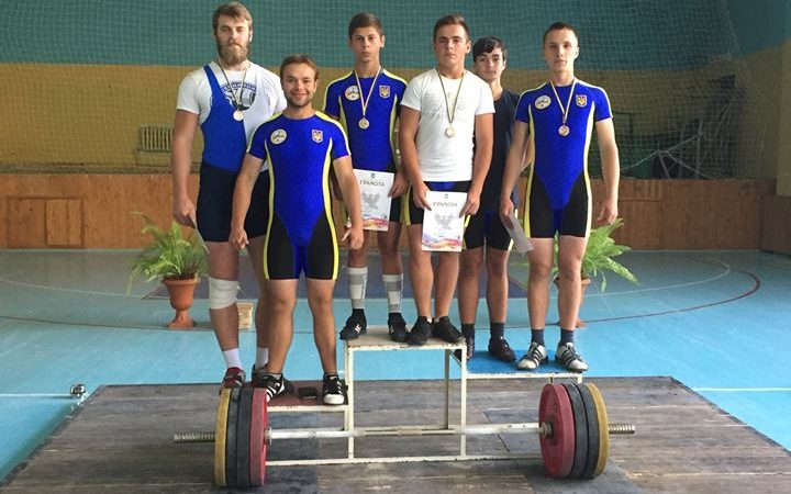 Змагання з важкої атлетики