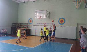 Результати Івано-Франківської шкільної баскетбольної ліги серед 6-х класів