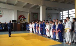Чемпіонат області з дзюдо