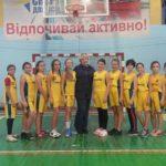 Третє місце Івано-Франківська  на турнірі «Золота осінь»🏀⛹️♀️