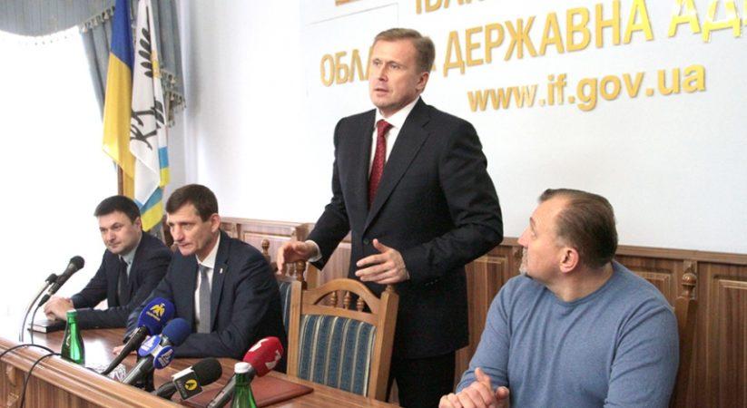 Вручення державних нагород працівникам та вихованцям ІФ ОДЮСШ