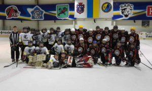 Контрольні зустрічі з Молдавськими хокеїстами