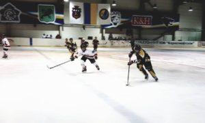 Закінчення першого туру  Чемпіонату професіональної хокейної ліги