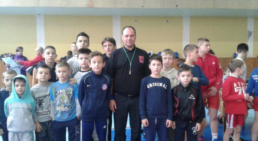 Всеукраїнський Різд'вяний фестиваль з вільної боротьби