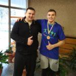 Петро Гуцул здобув 1 місце на  зимовому чемпіонаті України з легкоатлетичних метань!!??