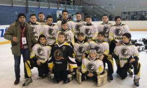 Срібло на міжнародному хокейному турнірі ISKRA CUP 2018