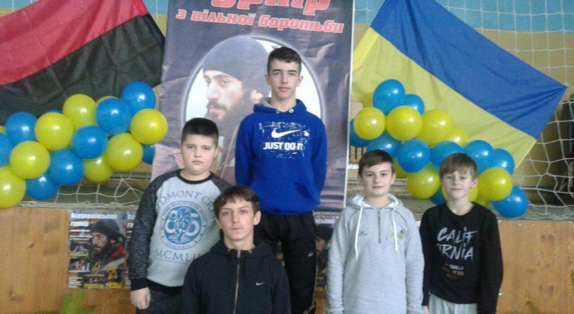 Всеукраїнський турнір з вільної боротьби пам'яті Сергія Нігояна та їнших Героїв Небесної Сотні