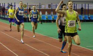 Кубок України з легкої атлетики у приміщенні