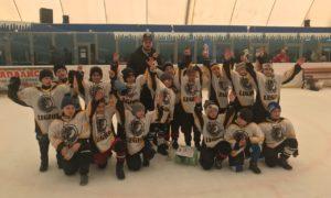 Медальний виступ на турнірі «Великих Надій» Хокейна Україна?