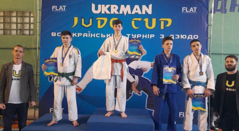 Перемога на Всеукраїнському турнір UKRMAN!