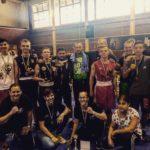 Призові місця на міжнародному турнір з боксу Matyó Kupa
