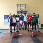 Чемпіонат Івано-Франківщини з важкої атлетики