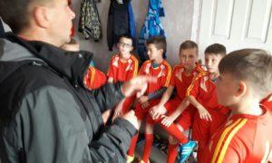 Юні футболістипровели чергові матчі