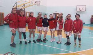Третій тур Всеукраїнської юнацької баскетбольної ліги