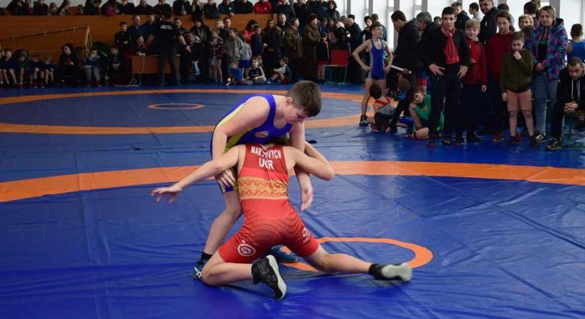 III Міжнародний Турнір з вільної боротьби присв'ячений Григорієві Семанишину
