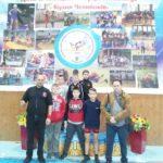 Всеукраїнський різдвяний фестиваль з вільної боротьби