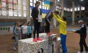 Всеукраїнський турнір з легкої атлетики