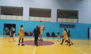 Турнір з баскетболу в Івано-Франківську