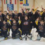 Перемога в 3 турі «Карпатської хокейної ліги»