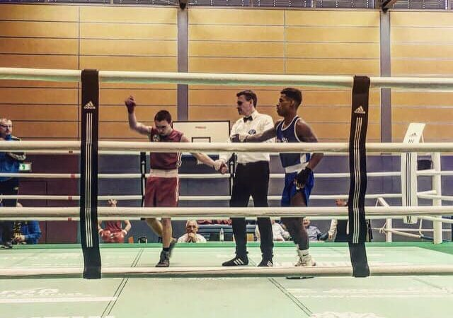 Вихованець ІФ ОДЮСШ здобув перемогу у перший день матчевих зустрічей у Німеччині