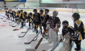 3тур Чемпіонату України з хокею