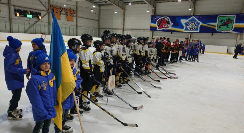 Відкриття Карпатської юнацької хокейної ліги!