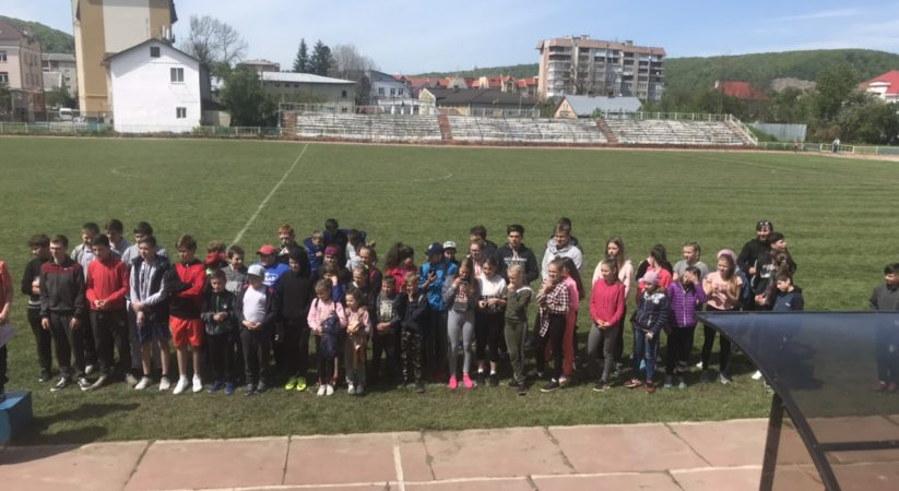 Легкоатлетичний турнір «Надвірнянська весна»