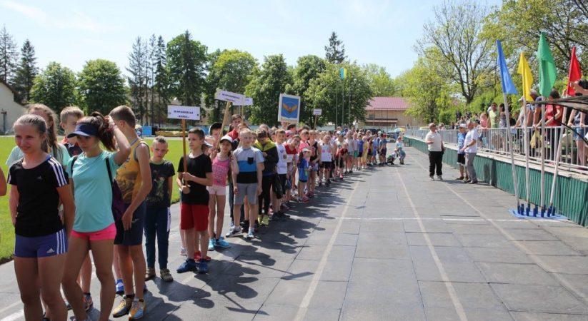 60-й Всеукраїнський турнір з легкої атлетики!
