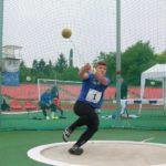 Михайло Гаврилюк кваліфікувався у фінал Чемпіонату Європи з легкої атлетики!