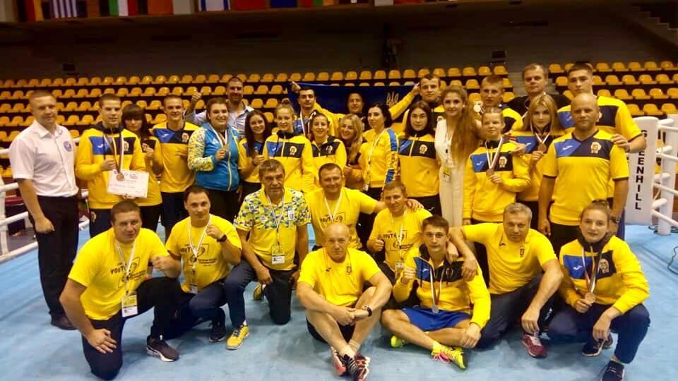 Вітаємо наших дівчат та їх тренерів з успішним виступом на Чемпіонаті Європи!