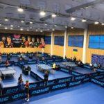 Відбувся Чемпіонат України з настільного тенісу