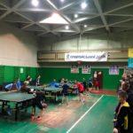 Клубний Чемпіонат України «Дитяча ліга» з тенісу настільного.