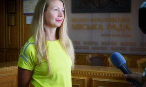 Олімпійська родина Прикарпаття вітає Христину Юдкіну з днем народження!