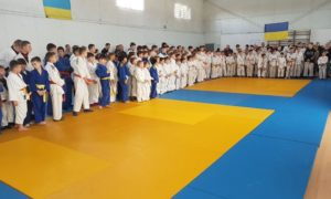 Winter Judo Lviv