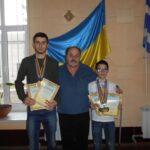 В м. Херсоні проходив Чемпіонат України з шашок