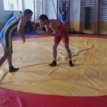 Чемпіонат Івано-Франківської області з вільної боротьби серед молоді