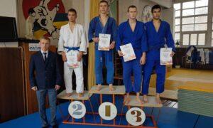 Чемпіонаті області з дзюдо