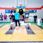 Відбувся Кубок Івано-Франківської області з важкої атлетики