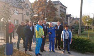 Привітання з обранням на посаду прем'єр-міністра України